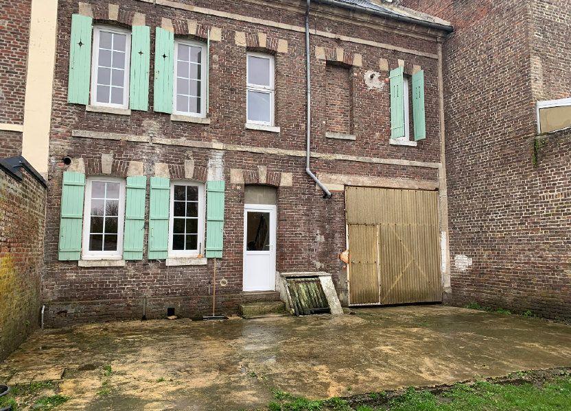 Maison à vendre 116m2 à La Fère