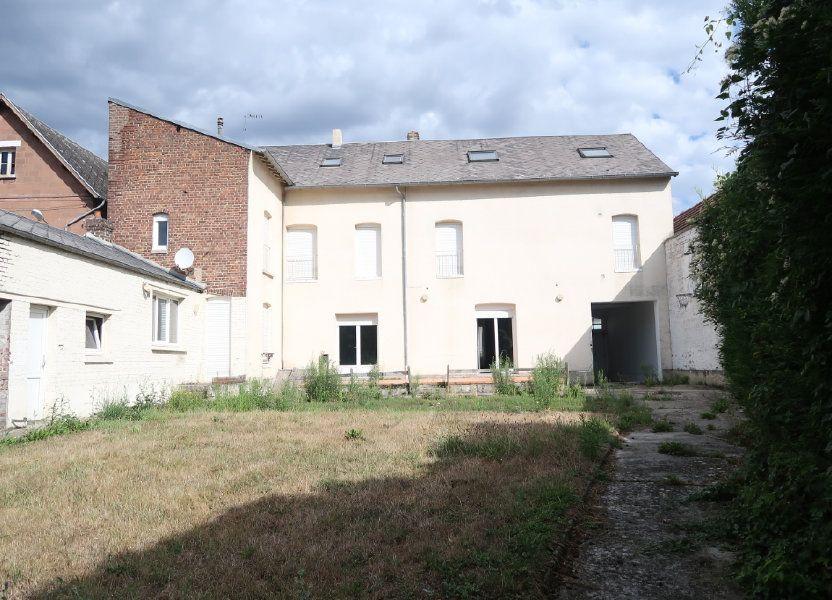 Maison à vendre 322m2 à Tergnier