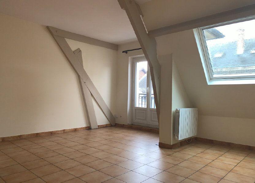 Appartement à louer 50.2m2 à Chauny