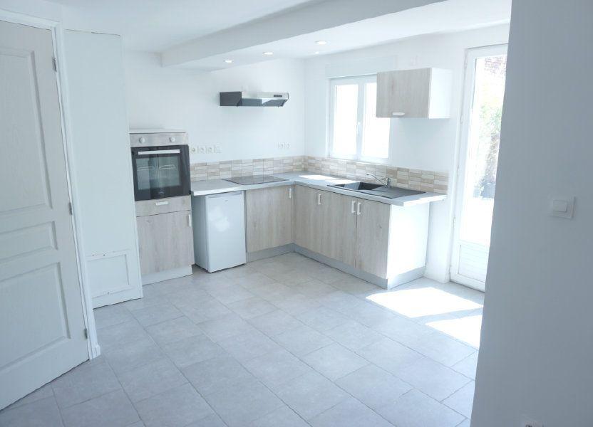 Appartement à louer 27.8m2 à Saint-Quentin