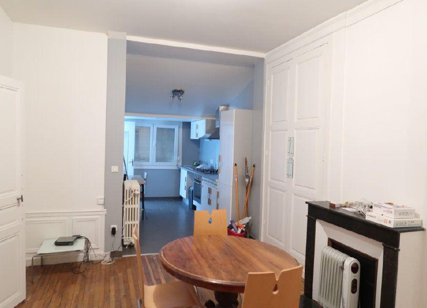 Maison à louer 110m2 à Saint-Quentin