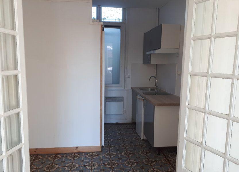 Appartement à louer 21.3m2 à Amiens