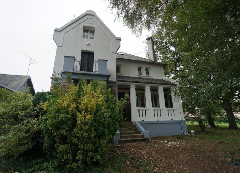 Maison à vendre 195m2 à Méaulte