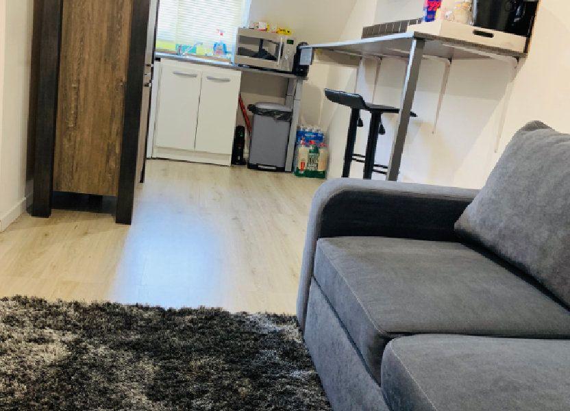Appartement à louer 26m2 à Amiens