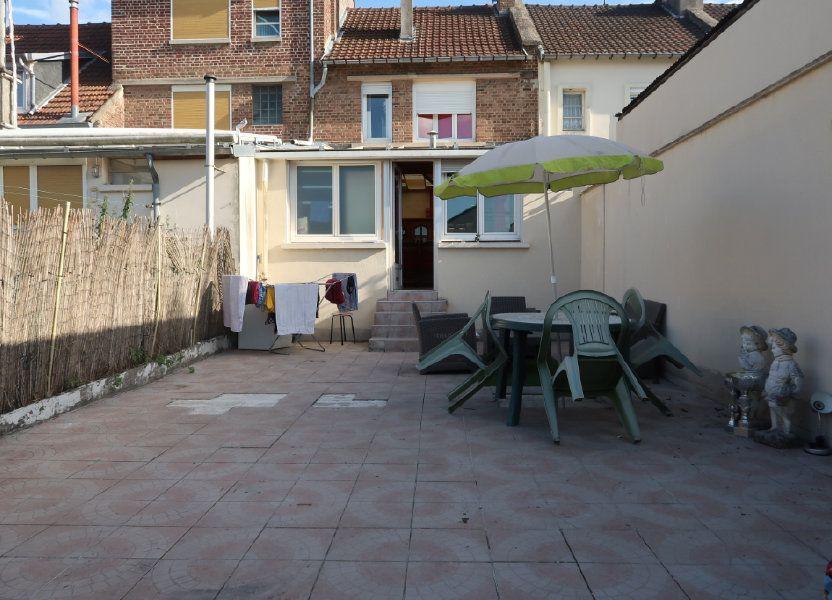 Maison à vendre 99.55m2 à Saint-Quentin
