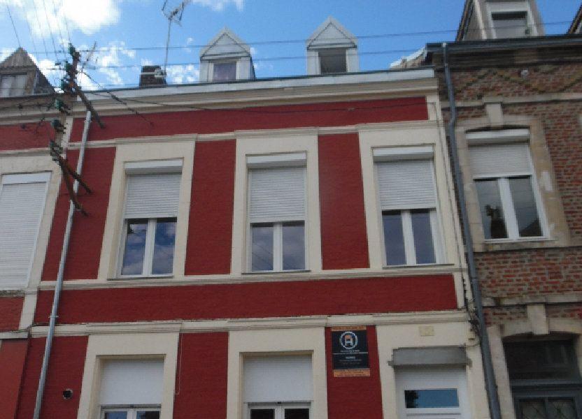 Immeuble à vendre 0m2 à Saint-Quentin