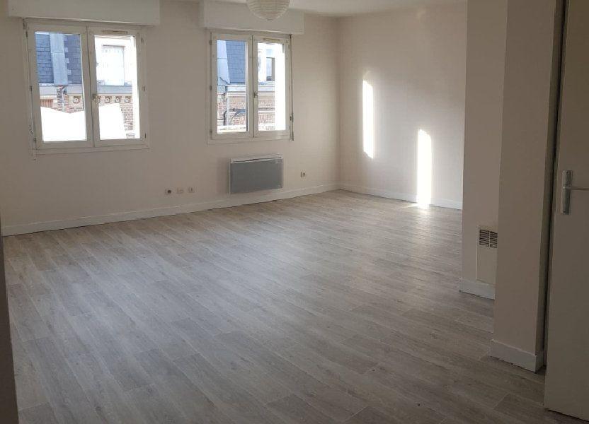 Appartement à louer 73m2 à Amiens