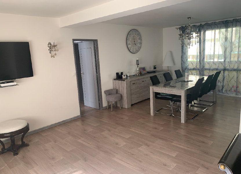 Appartement à vendre 98m2 à Saint-Quentin