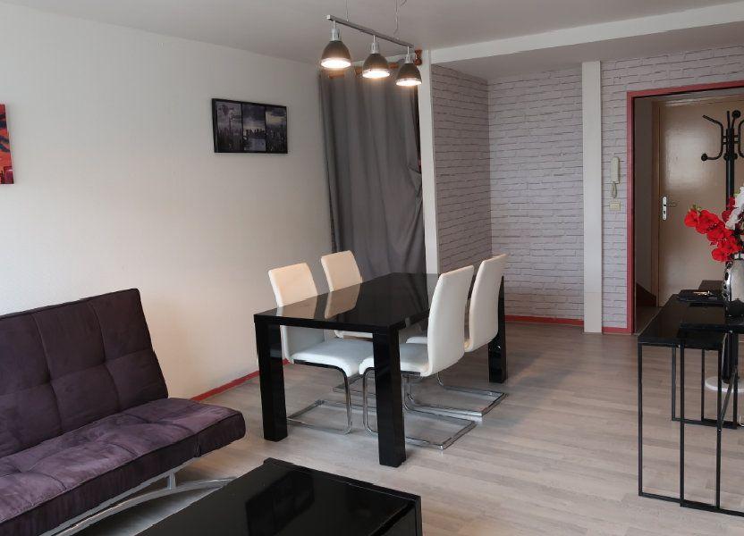 Appartement à louer 61.35m2 à Amiens