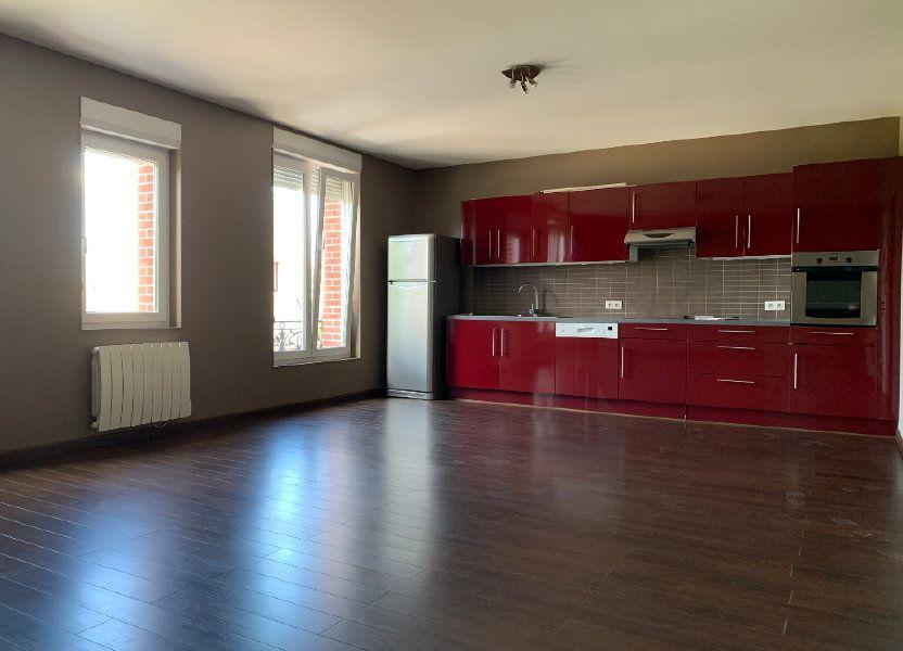 Appartement à louer 60.73m2 à Tergnier