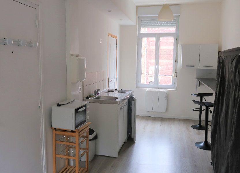 Appartement à louer 25m2 à Amiens
