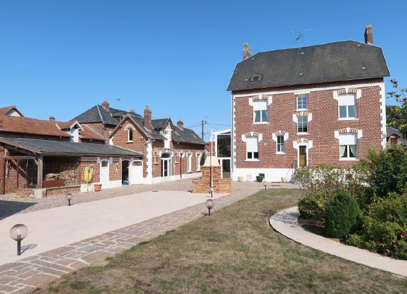 Maison à vendre 380m2 à Vendeuil