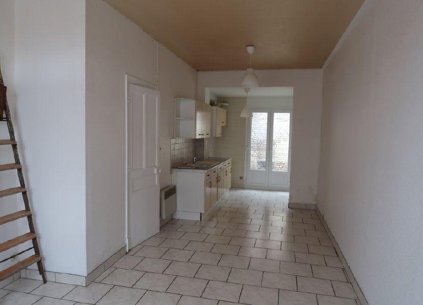 Maison à louer 65m2 à Saint-Quentin