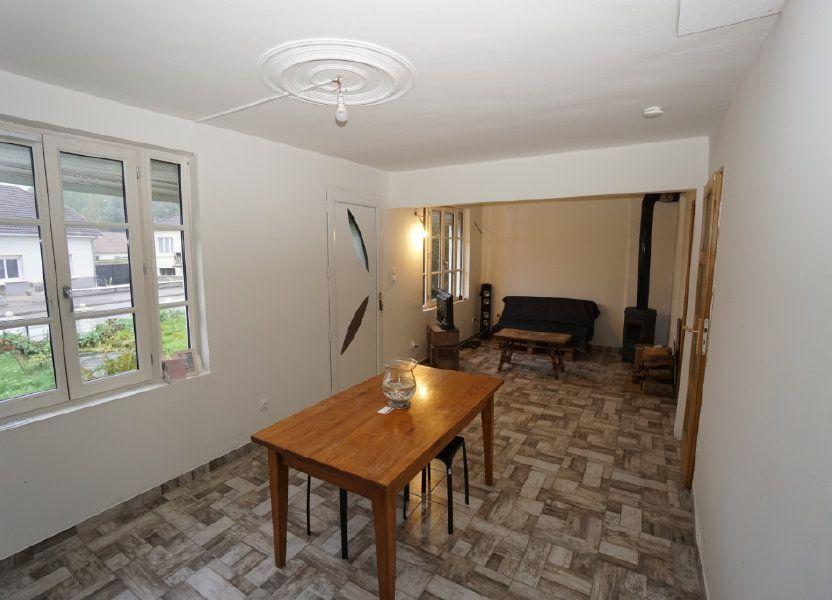 Maison à vendre 55m2 à Treux