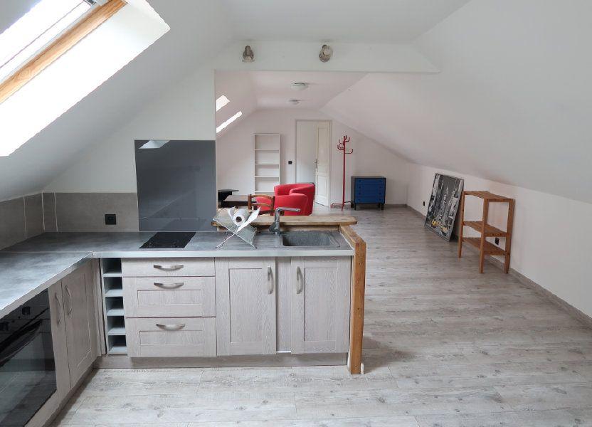 Appartement à louer 46m2 à Saint-Quentin