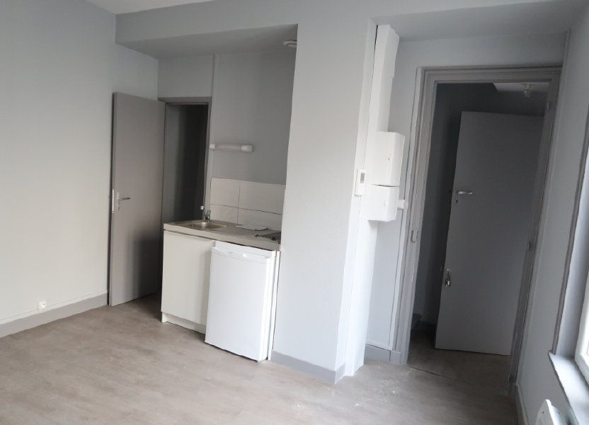 Appartement à louer 32m2 à Saint-Quentin