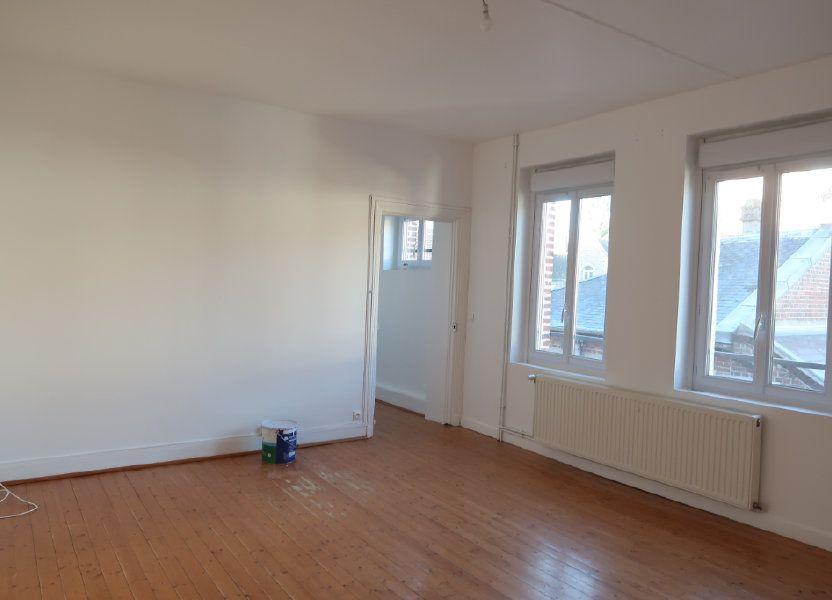 Appartement à louer 80m2 à Saint-Quentin