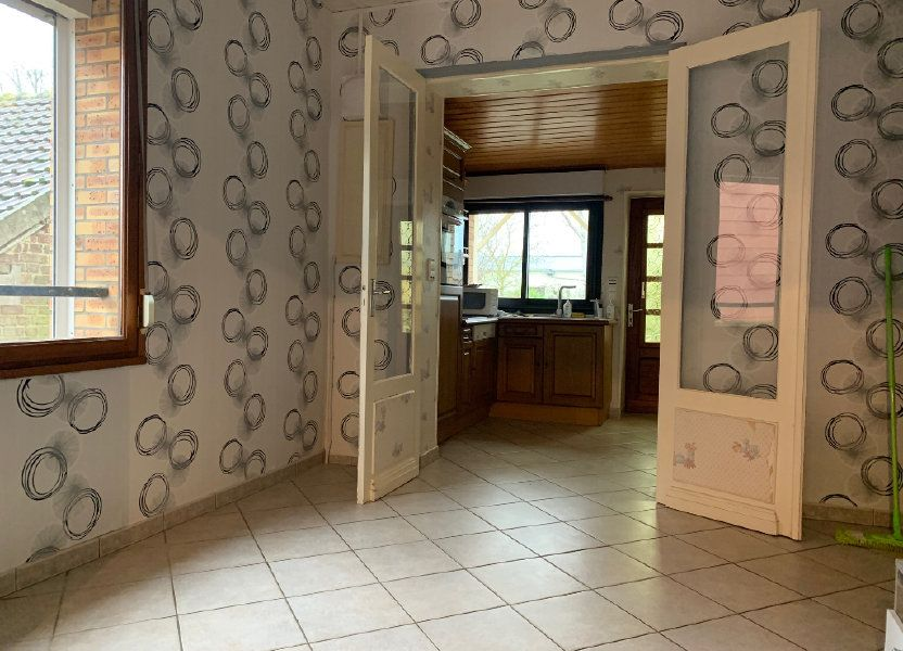 Maison à louer 79.87m2 à Tergnier
