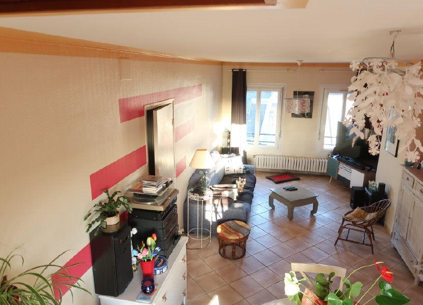 Appartement à vendre 78m2 à Saint-Quentin