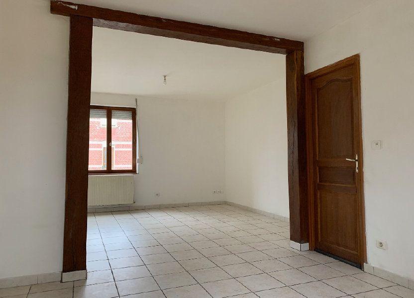 Maison à louer 83.72m2 à Tergnier