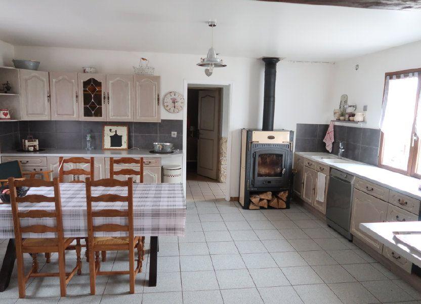 Maison à louer 91m2 à Brissay-Choigny