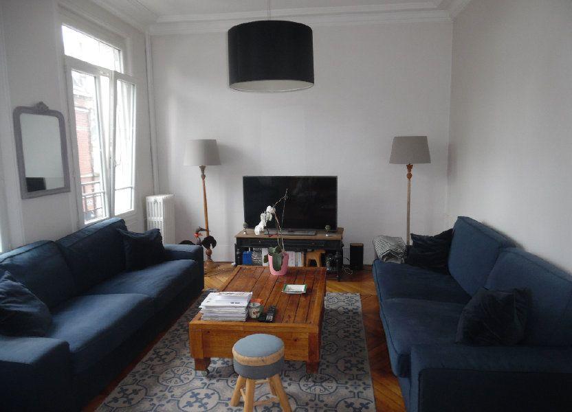 Appartement à vendre 73m2 à Saint-Quentin