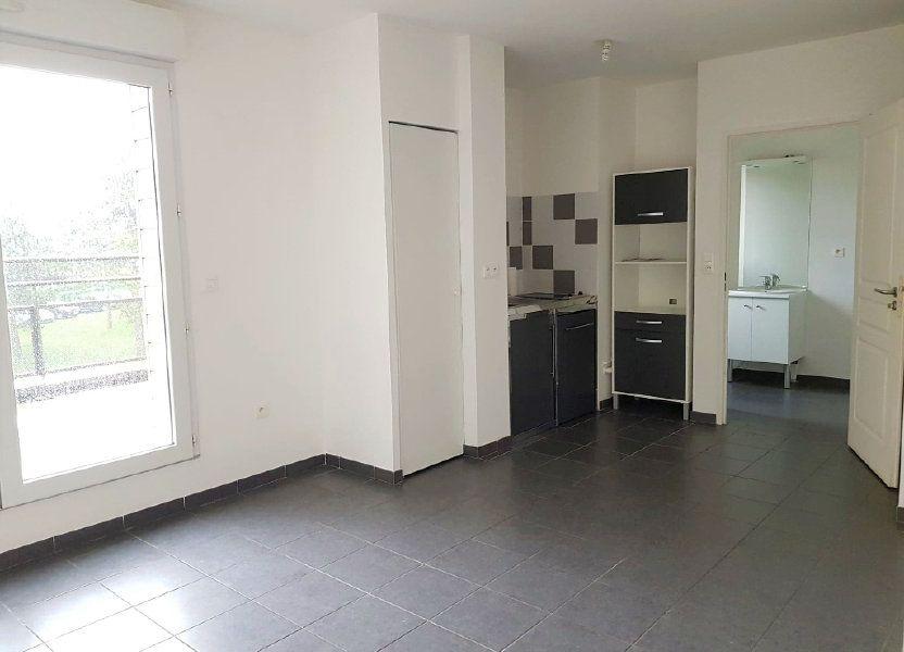 Appartement à louer 23.75m2 à Amiens