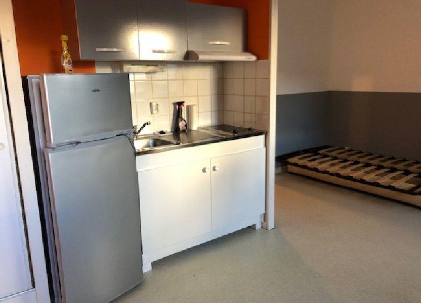 Appartement à louer 23.6m2 à Amiens