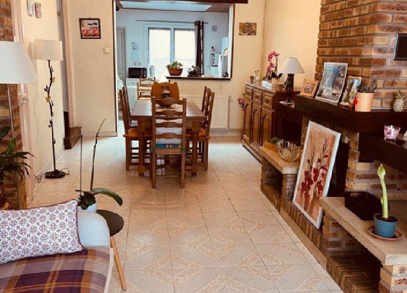 Maison à vendre 80m2 à Saint-Quentin