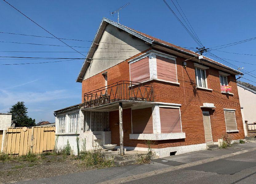 Maison à vendre 163.66m2 à Tergnier