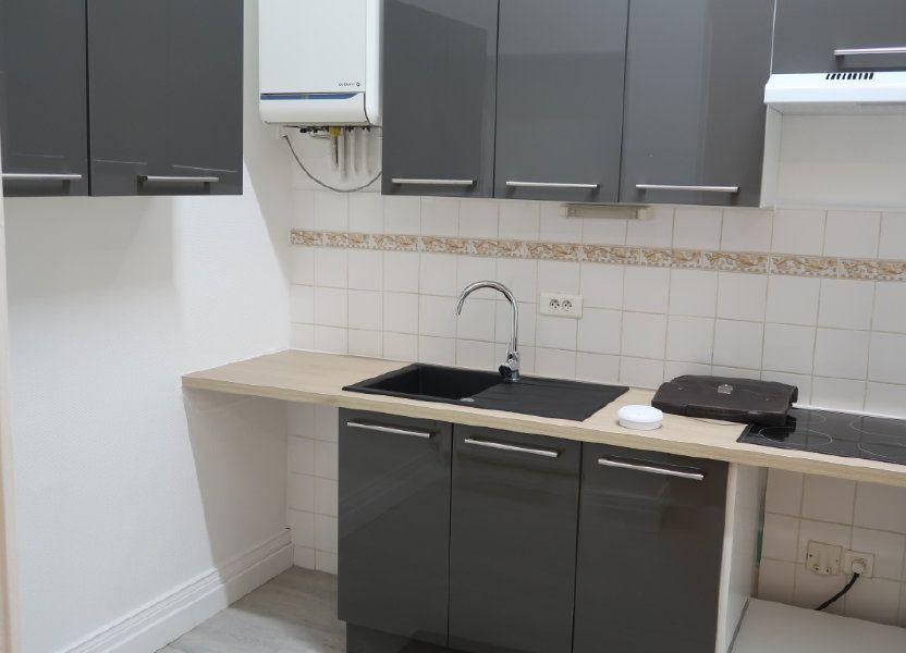 Appartement à louer 48.55m2 à Saint-Quentin