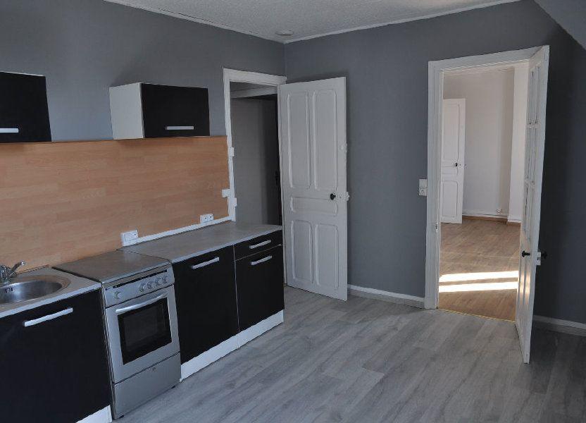 Appartement à louer 62m2 à Saint-Quentin