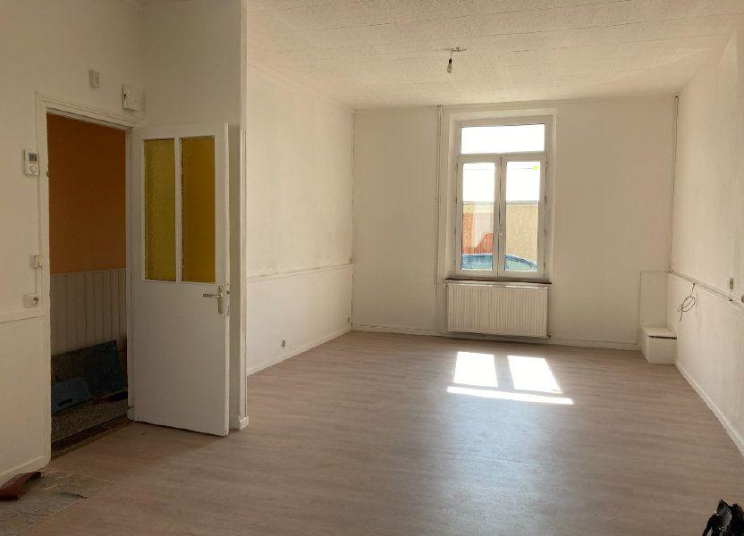 Maison à louer 90m2 à Saint-Quentin