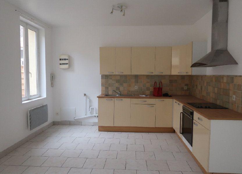 Appartement à louer 77.5m2 à Saint-Quentin
