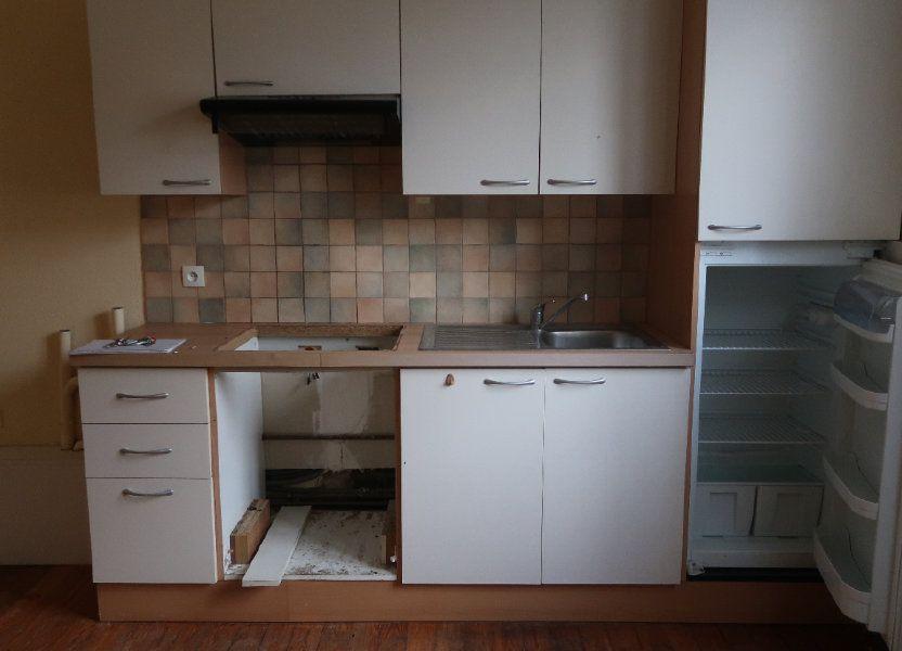 Appartement à louer 29.71m2 à Saint-Quentin