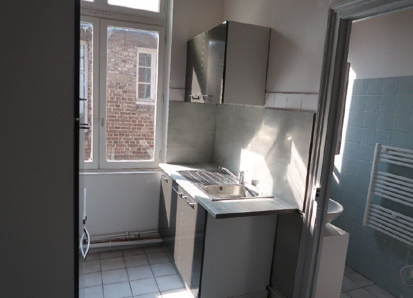 Appartement à louer 42m2 à Saint-Quentin