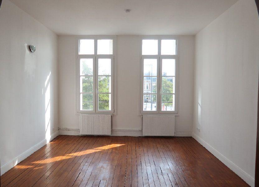 Appartement à louer 100.7m2 à Saint-Quentin