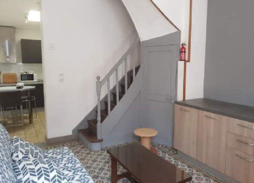 Maison à louer 38.44m2 à Amiens