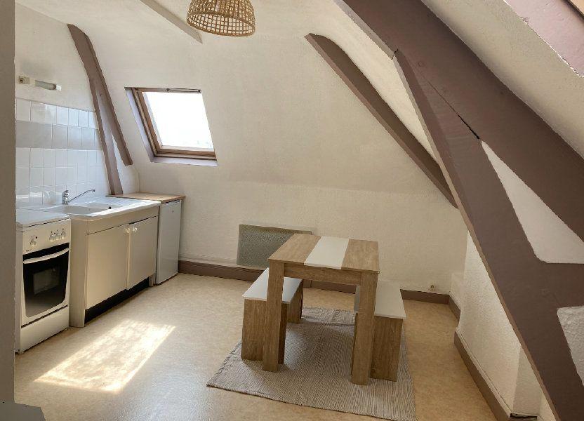Appartement à louer 28m2 à Saint-Quentin