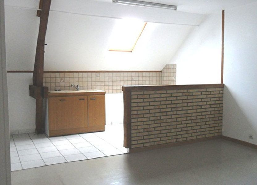 Appartement à louer 43m2 à Saint-Quentin