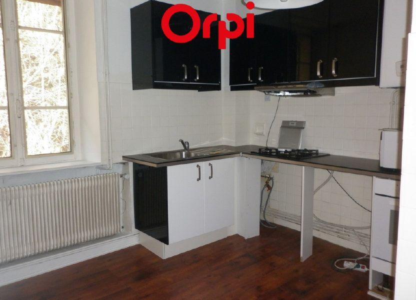 Appartement à vendre 62.11m2 à Voiron