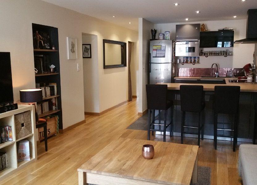 Appartement à vendre 73.89m2 à Voiron