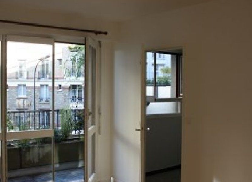 Appartement à louer 31.09m2 à Paris 20
