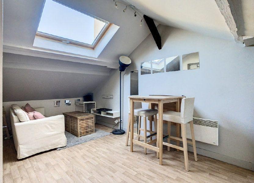 Appartement à louer 27m2 à Joinville-le-Pont