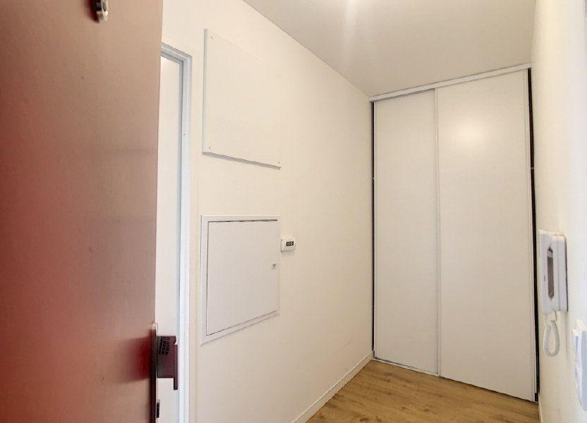 Appartement à louer 34.95m2 à Champigny-sur-Marne