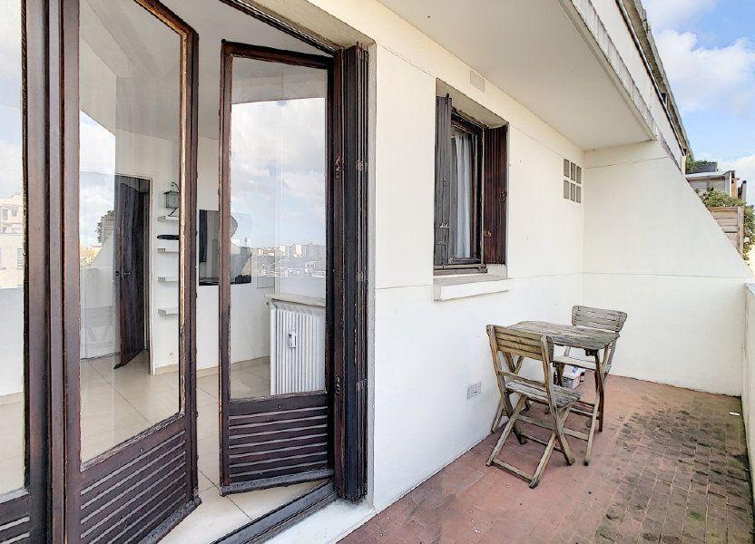 Appartement à louer 16.77m2 à Saint-Maur-des-Fossés