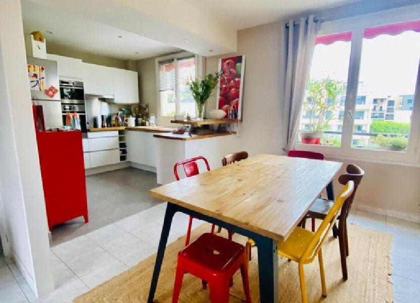 Appartement à vendre 74.03m2 à Joinville-le-Pont