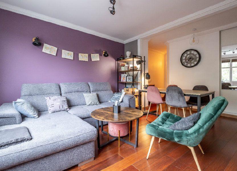 Appartement à vendre 56.33m2 à Saint-Maur-des-Fossés