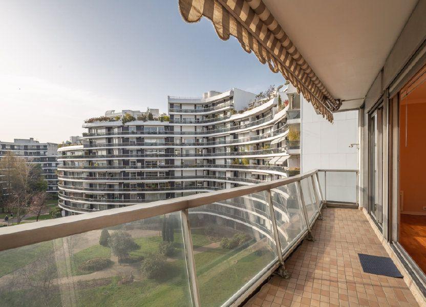 Appartement à vendre 84m2 à Saint-Maurice