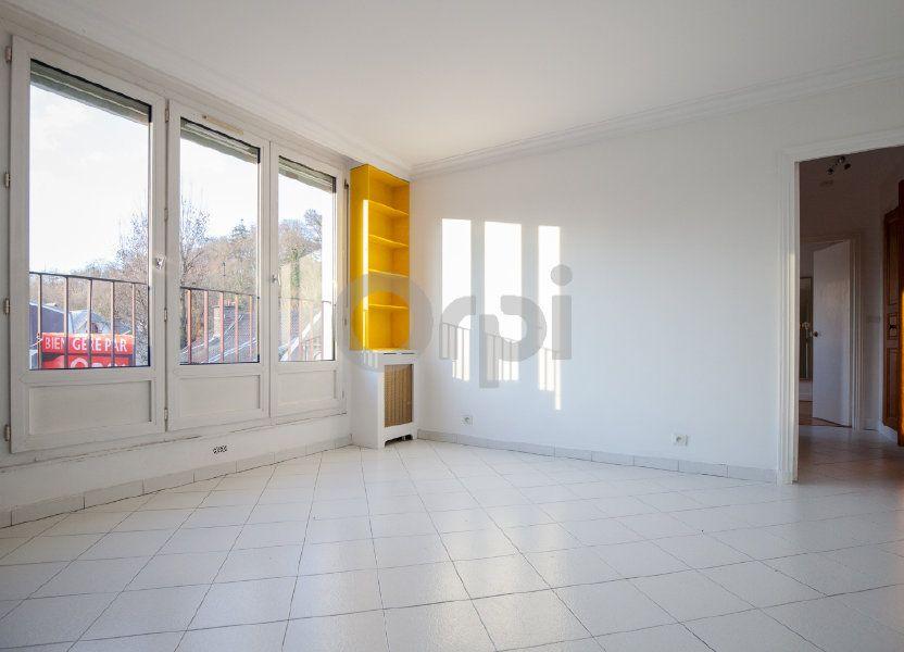 Appartement à louer 52.82m2 à Saint-Maurice